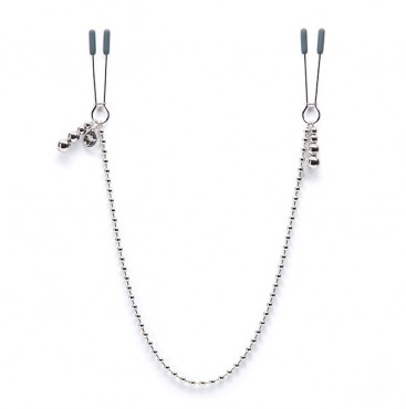 Fifty Shades Darker Mercy Chained Nipple Clamps