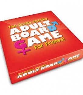 The Really Cheeky Board Game for Adults