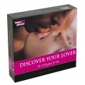 Discover Your Lover Erotic Game for Two