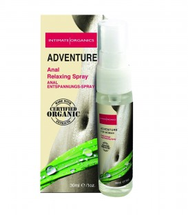 Adventure: Women's Anal Relaxing Spray - Intimate Organics