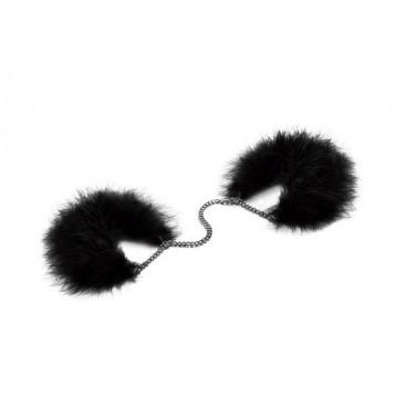 Za Za Zu Feather Handcuffs - Bijoux