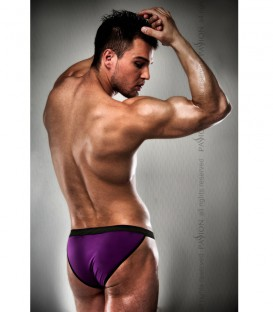 Passion Purple Pouch Bikini Brief