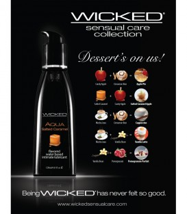 Wicked Flavoured Lubricant