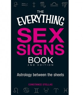The Everything Sex Signs Book 2nd Edition - Constance Stellas