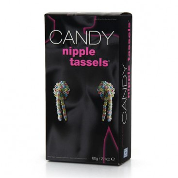 Sweet and Sexy Candy Nipple Tassels