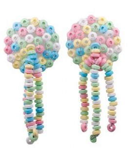 Sweet & Sexy Edible Candy Nipple Tassels | Spencer & Fleetwood