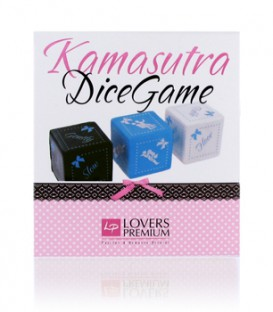 DIce Game - Kama Sutra Positions