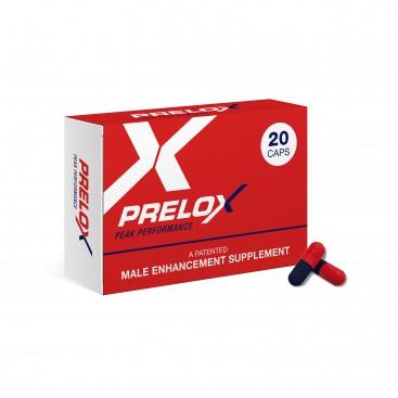 Prelox Peak Performance Male Supplement - LaMelle