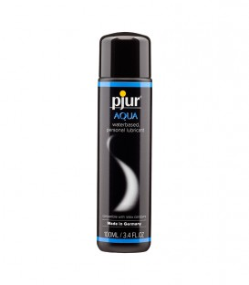 Aqua Long Lasting Water-based Lubricant | Pjur