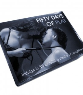 Fifty Days of Play Couples Game - Creative Conceptions