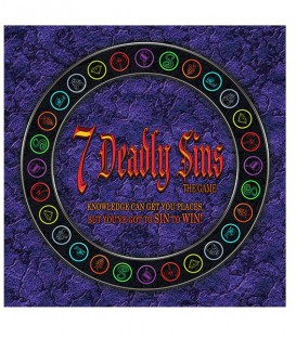 7 Deadly Sins Board Game