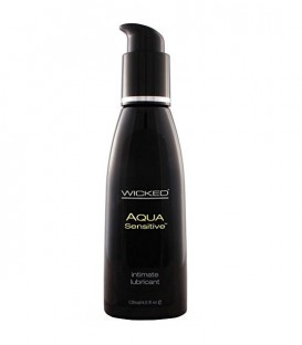 Aqua Sensitive Intimate Lubricant - Wicked