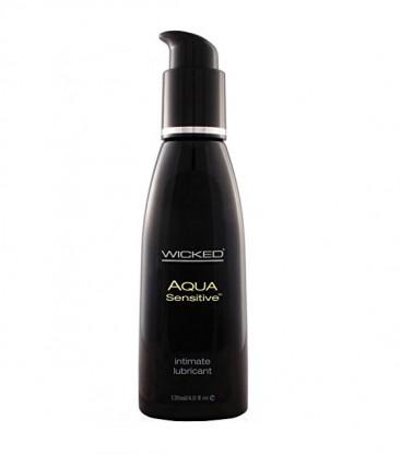 Aqua Sensitive Intimate Lubricant - Wicked