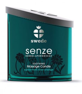 Senze Massage Candle