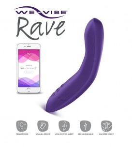 We Vibe Rave G Spot Stimulator (app ready)