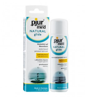 Pjur MED Water-Based Natural Glide & Lubricant | Pjur