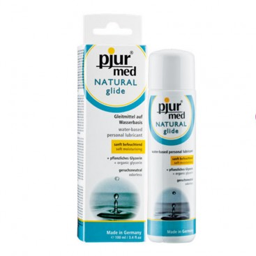 Pjur Med Natural Glide|100ml - Pjur