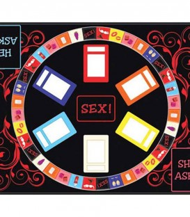 Endless Nights of Amazing Sex Board Game - Kheper Games