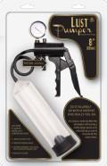 Lust Pumper Penis Vacuum Penis Pump with Piston Handle & Pressure Gauge - Lust Pumper