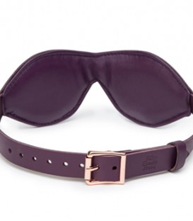 Fifty Shades Freed Cherished Collection Leather Blindfold - Fifty Shades of Grey