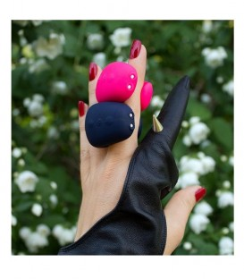 G Ring 2 in 1 Finger Vibe & Remote Control - G Vibe