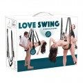 Padded & Adjustable Love Swing - You2Toys