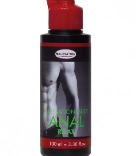 Anal Relaxing Water-Based Lubricant | Malesation
