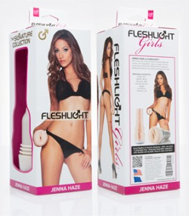 Fleshlight Girls - Jenna Haze Obsession Male Masturbator | Fleshlight