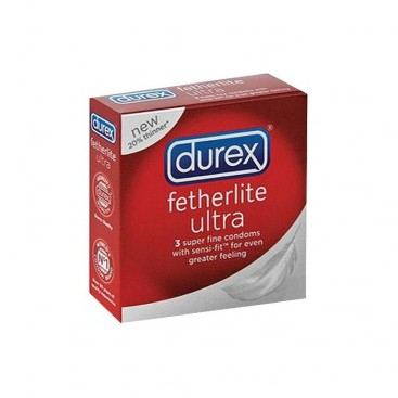 Fetherlite Ultra SuperFine & SlenderFit Condoms | Durex
