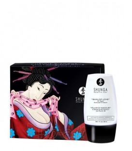 Rain of Love G Spot Arousal Cream & Water-based Lubricant - Shunga
