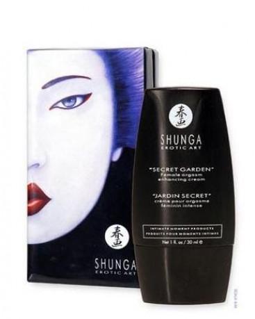 Secret Garden Female Clitoral Enhancing Cream - Shunga