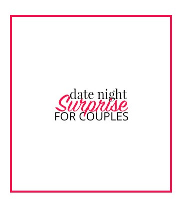 Sexy Date Night Surprise Gift Box for Couples - Desir