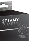 Under the Bed Ties - Steamy Shades