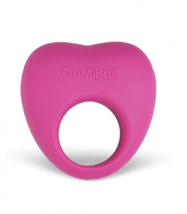 Share Vibrating Penis Ring for Couples - OhMiBod