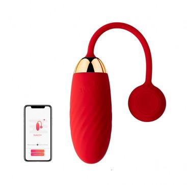 Ella Vibrating Bullet with App - Svakom