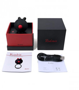 Vibrating Couples Penis Ring - Rinbit