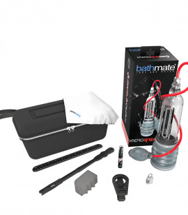 HydroXtreme9 Advanced Hydrotherapy Penis Pump - Bathmate