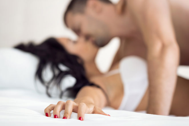 Sex enhancers make spontaneous sex possible
