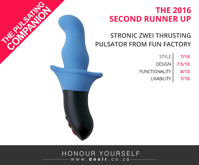 Stronic Zwei Thrusting Pulsator from Fun Factory