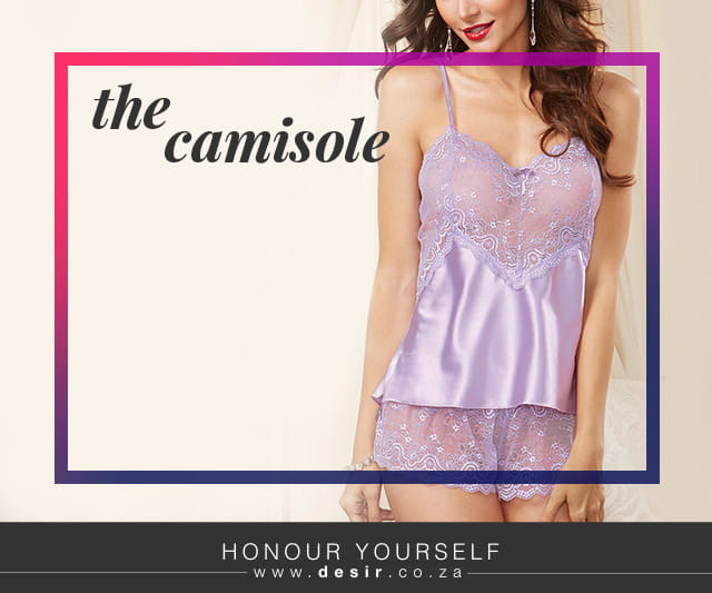 Camisole-lingerie