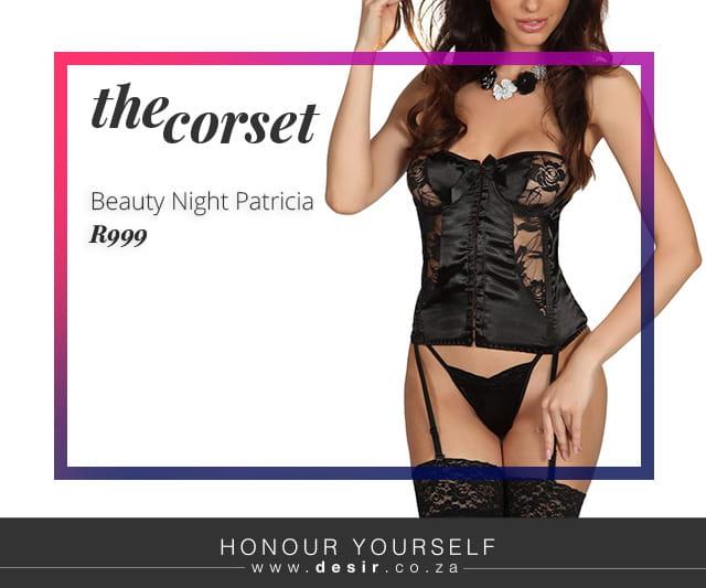 Corset-lingerie-style