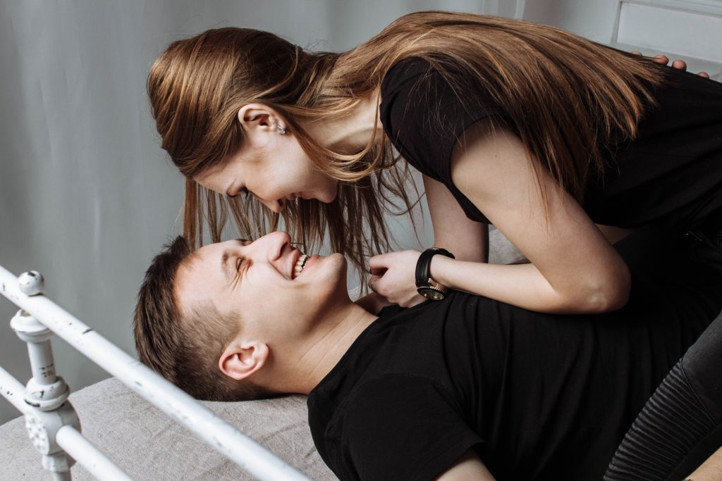 Sexual fantasy ignites and douses desire